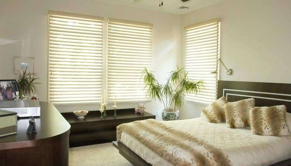 Bedrom in sister's home designed by Tammy Kaplan