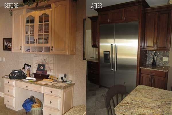 Before & After - Kitchen Renovations in NJ